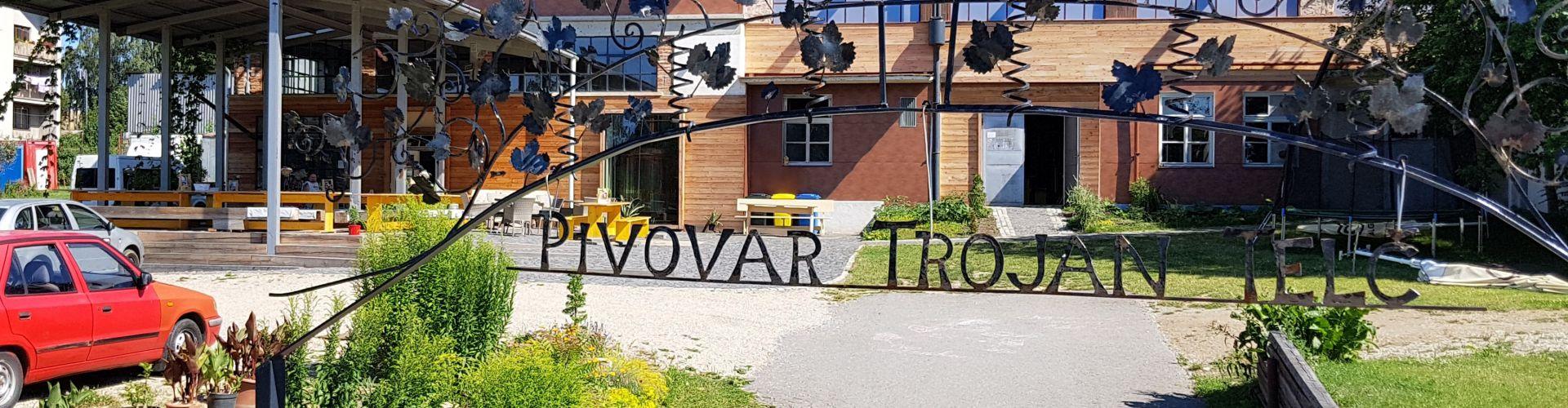 Pivovar Trojan